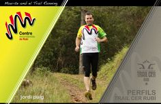 Jordi Puig - Membre equip Trail CER Rubí