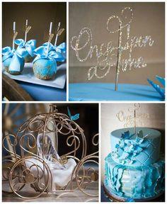 Cinderella Inspired Birthday Party via Kara's Party Ideas KarasPartyIdeas.com #cinderellaparty (3)