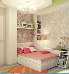 Bedroom Ideas For Teenage Girls With Medium Sized Rooms Google Search Girl Bedroom Designs Teenage Girl Bedroom Designs Girl Room