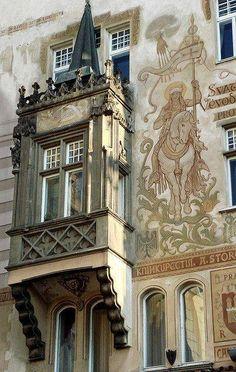 Prague (I think).