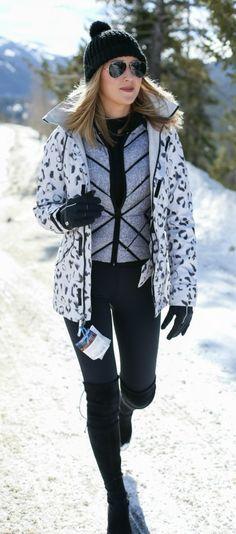 Black Beanie, Winter Wear, Fall Winter Outfits, Nyc Fashion, Winter Fashion, 3206afcafec