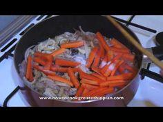 Ethiopian Tripe or Tripa video recipe in Amharic with English subtitles www.howtocookgreatethiopian.com