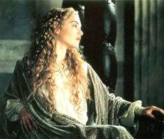 Kate Winslet's Ophelia