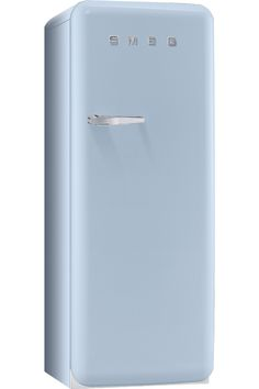 Galanz 3.1 cu ft Double Door Blue Cabinet and Door with Retro Door ...