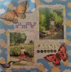 Summer memory - Scrapbook.com