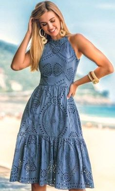 Summer dresses - 17 lovely outfits you can try for date Dress Outfits, Casual Dresses, Cool Outfits, Short Dresses, Fashion Dresses, Dresses Dresses, Casual Outfits, Pretty Dresses, Beautiful Dresses