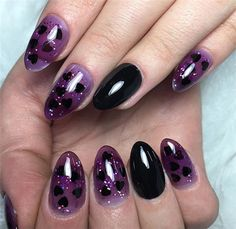 45 The Unique Jelly Nails Designs Ideas Must Try In Summer - Nail Art Connect Fashion girls love to trying jelly nails now.This is a kind of nail that looks like jelly and has some Funky Nails, Cute Nails, Pretty Nails, Nails Now, Cute Nail Art Designs, Jelly Nails, Kawaii Nails, Instagram Nails, Minimalist Nails