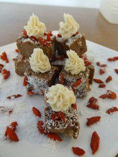 Raw Vegan Chocolate Durian Fudge Recipe | Raw Food Bali
