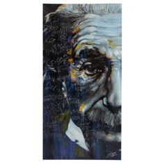 Einstein It's All Relative from Z Gallerie...would look cool in a home office