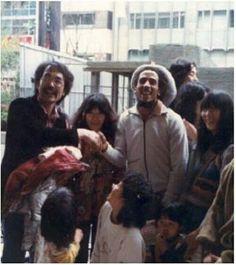 Bob Marley japan