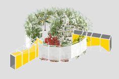 Galería de Paradiso / Incursiones + Central Arquitectura - 18