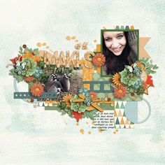 Layout using {The Great Outdoors} Digital Scrapbook Kit by Digital Scrapbook Ingredients available at Sweet Shoppe Designs http://www.sweetshoppedesigns.com//sweetshoppe/product.php?productid=34175&cat=&page=1 #digitalscrapbookingredients