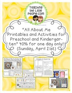 40% off on Sunday, April 21:Teaching The Little People