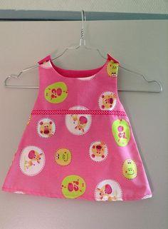 robe trapèze 6-9 mois