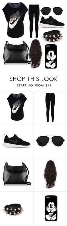 """""""nike"""" by lovelyprincess2 ❤ liked on Polyvore featuring beauty, NIKE, 7 For All Mankind, 3.1 Phillip Lim and Kara"""