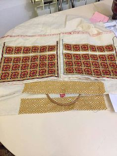 Romanian blouse in the making - Ilfov region  #semnecusuteinactiune