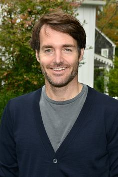 Will Forte at the Hamptons International Film Festival // Grooming by Anna Bernabe