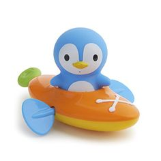 Munchkin Paddlin Penguin Toy * Read more  at the image link.Note:It is affiliate link to Amazon.