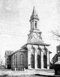 Porter Church—Brockton Ma
