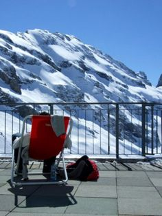 Mt. Titlis, Switzerland