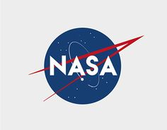 "Check out new work on my @Behance portfolio: ""NASA - Logo"" http://on.be.net/1DxM9CG"