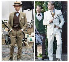 gatsby vintage fashion - so classy!
