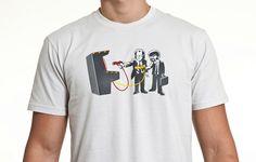 Pulp fiction shirt