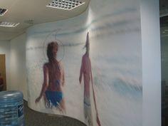 Large Format Digital Printed Wall Paper