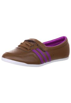 Adidas Originals Concord Round - brown and purple
