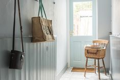 Enjoy boutique luxury at Kitty's Cottage - St Agnes. Timeless Fashion, Vintage Fashion, Vintage Style, Boutique Retreats, St Agnes, Style Tile, Cornwall, Small Spaces, Entrance