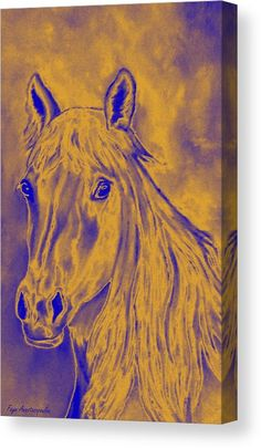 Moonlight Horse Art Print by Faye Anastasopoulou - Elwira Blount Canvas Art, Canvas Prints, Art Prints, Blankets For Sale, Thing 1, Horse Portrait, Equine Art, Horse Art, Tag Art
