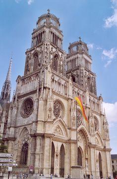 Orléans Cathedral, Orléans, Centre