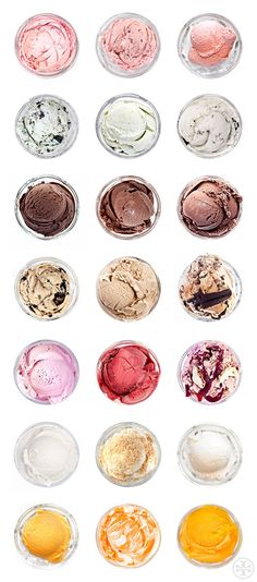 Top 10: Ice Cream Destinations around the world by Tory Burch | Brooklyn, New Mexico, Ireland, Seattle, New Jersey, Cape Town, Midwest, Atlanta, France, San Francisco, and New York