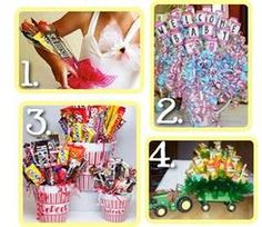 Image Search Results for candy bouquet ideas