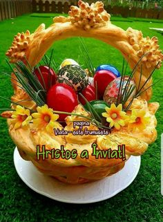 Happy Easter, Acai Bowl, Past, Breakfast, Food, Pictures, Happy Easter Day, Acai Berry Bowl, Morning Coffee