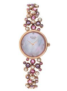 Titan Raga Moonlight Women Metal Watch (Side – Valentine's Day Fancy Watches, Trendy Watches, Cute Watches, Elegant Watches, Beautiful Watches, Wrist Watches, Ladies Bracelet Watch, Fashion Watches, Jewelry Stores