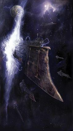 Imperial Fleet arrival
