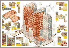 'Historia de una lobotomía', una investigación sobre la ciudad amurallada de Kowloon,Cortesia de David Jiménez y María Ángeles Peñalver