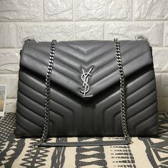 Ysl Saint Laurent woman chain shoulder bag