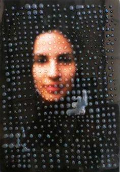 Jean Faucheur - Photographie 2000 ? 20.. (photographic collage)
