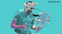 Does Nike's New Ad With Nick Kyrgios Make Light of Mental Illness?   Adweek