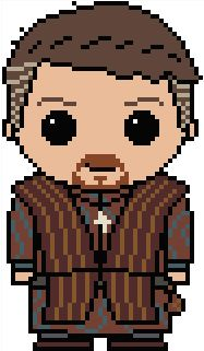 (10) Name: 'Embroidery : GoT: Petyr 'Littlefinger' Baelish