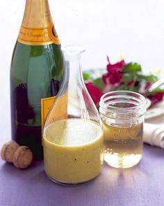 Champagne Vinaigrette - Martha Stewart Recipes