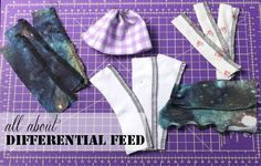 Serger Pepper - All about differential feed - Craftsy