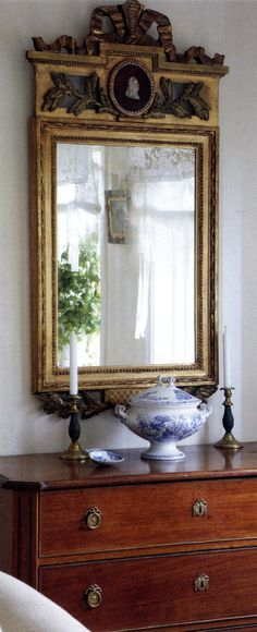 Gilded 18th-century