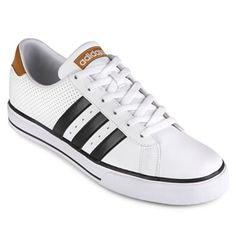 adidas® SE Daily Vulc Mens Tennis Shoes - SIZE 12