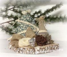 Centrotavola Natalizi Shabby Chic.82 Fantastiche Immagini Su Natale Shabby Chic Natale