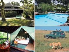 Continental Safaris offers great deals for Kenya camping safaris.If you want to plan a camping in vacation with your family or friends, then Kenya camping safaris is best.You get complete adventure at affordable price.