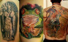 Sevasblog : Things I like: Ondrash tattoo - Google Search Frog Tattoos, Google Search