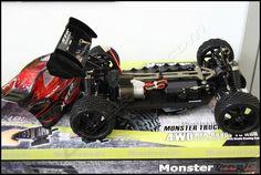 Monstertronic: Helicópteros, cuadricópteros y Monster Truck - CochesRc.com